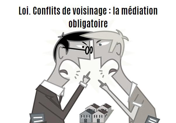 Pour une médiation obligatoire