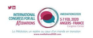 Médiation 2020 – Colloque d'Angers